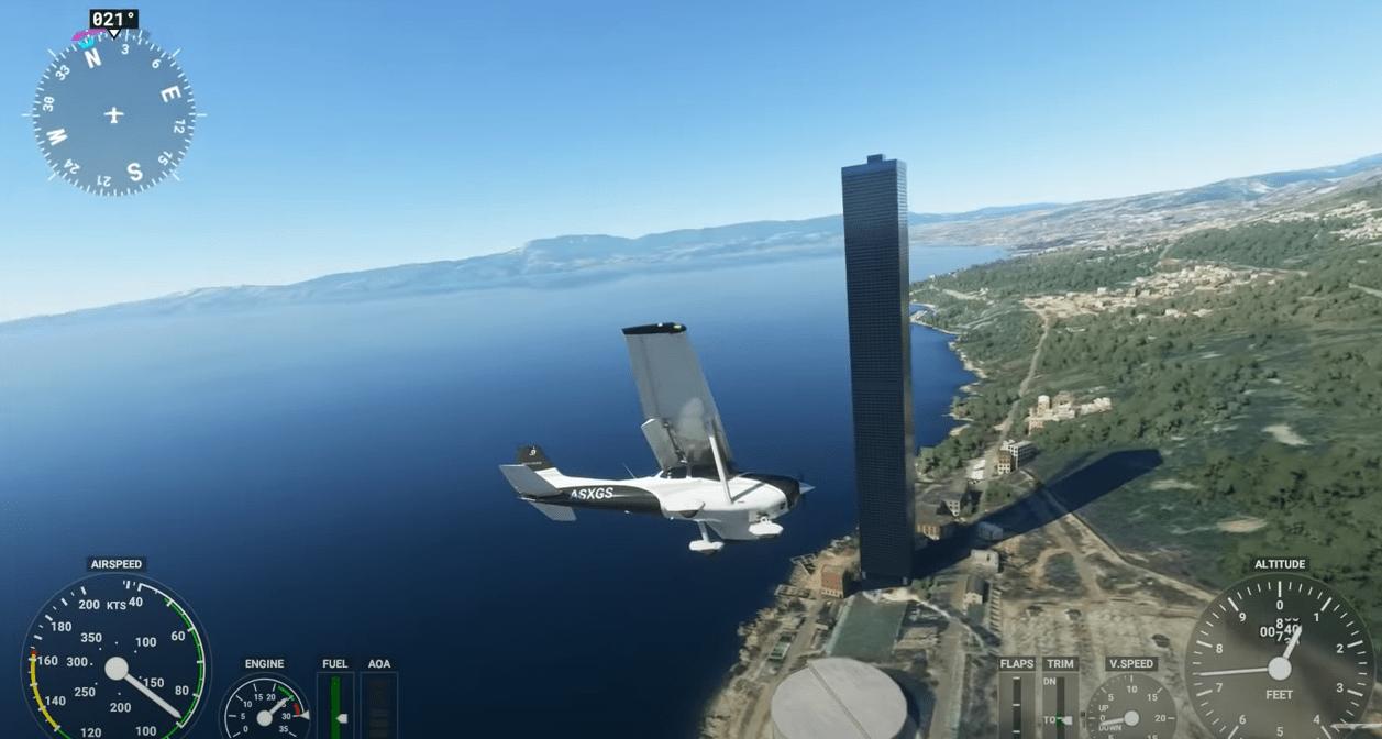 The Weirdest Glitches In Microsoft Flight Simulator 2020
